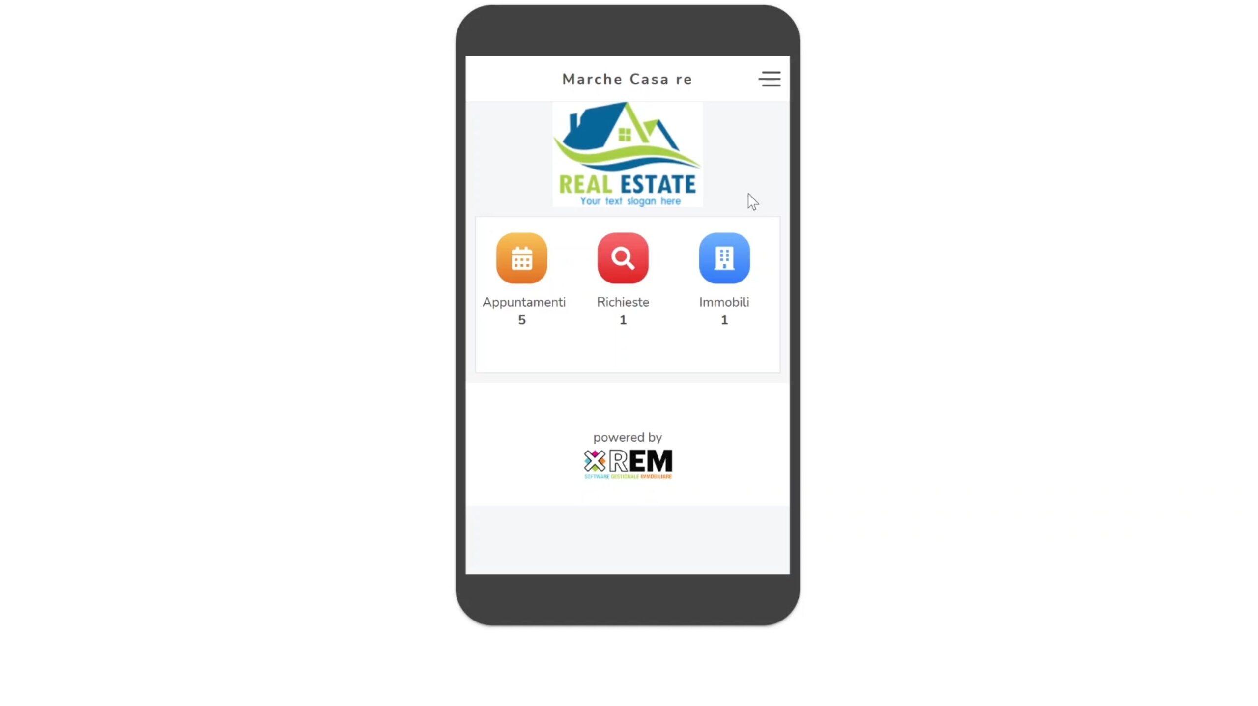 L'app per i clienti della tua agenzia