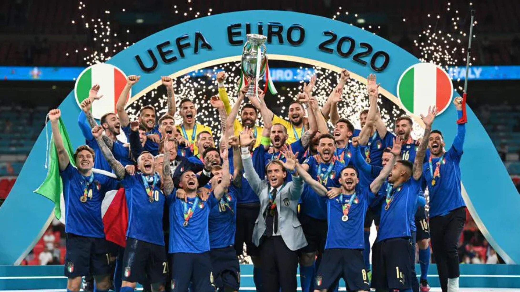 Campioni d'europa 2020